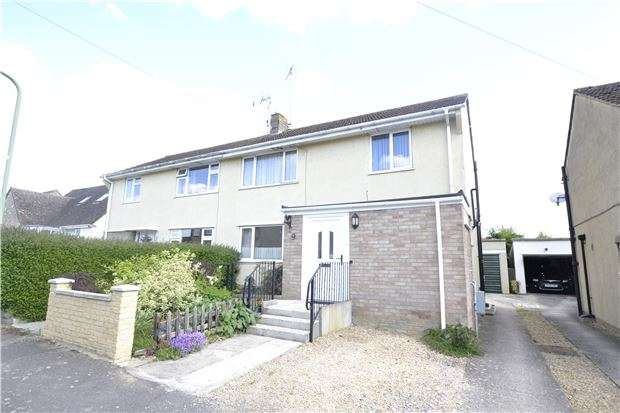 3 Bedrooms Semi Detached House for sale in Saxon Way, WITNEY, Oxfordshire, OX28