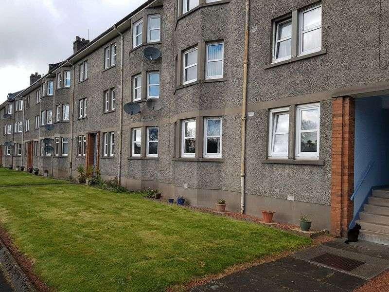 2 Bedrooms Flat for sale in Eastfield Crescent, Dumbarton