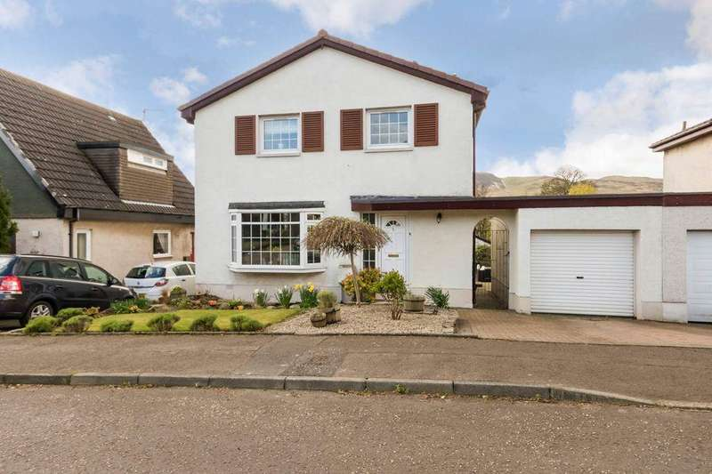 3 Bedrooms Detached House for sale in 5 Winton Grove, Fairmilehead, EH10 7AS