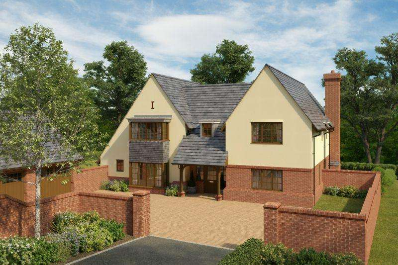 5 Bedrooms Detached House for sale in HAYES END, WEST HILL