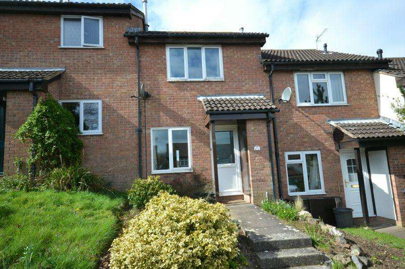 2 Bedrooms Terraced House for sale in WINDRUSH RISE, OTTERY ST MARY