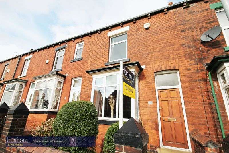 2 Bedrooms Terraced House for sale in Cloister Street, Halliwell, Bolton, Lancashire.