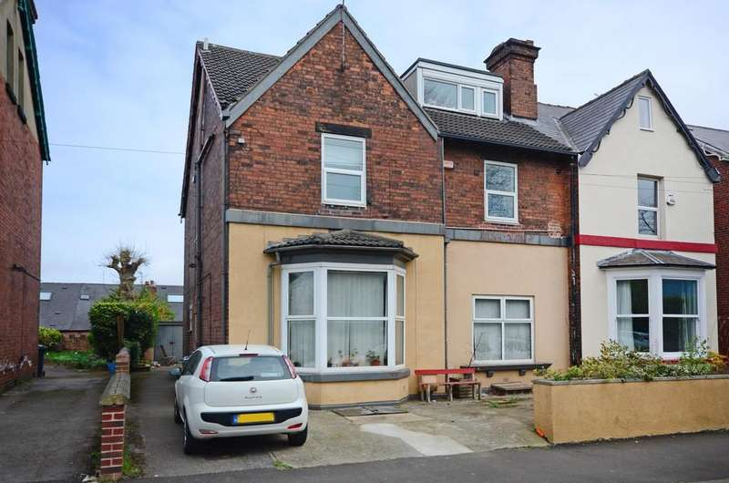 3 Bedrooms Semi Detached House for sale in Grange Crescent, Nether Edge