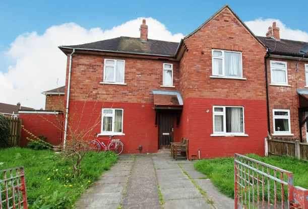 3 Bedrooms Terraced House for sale in Hazelhurst Road, Preston, Lancashire, PR2 6LN