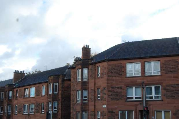 2 Bedrooms Flat for sale in Flat 2/2, 1459 Paisley Road West, Bellahouston, G52