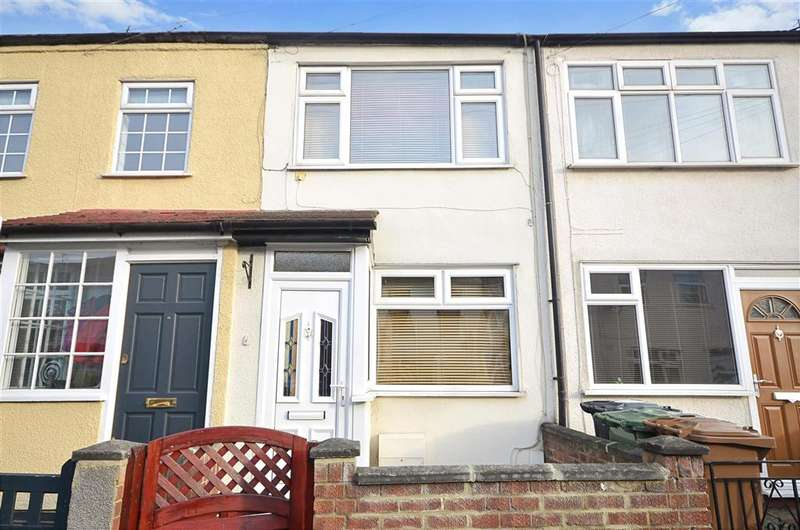 2 Bedrooms Terraced House for sale in Byron Road, Walthamstow, London