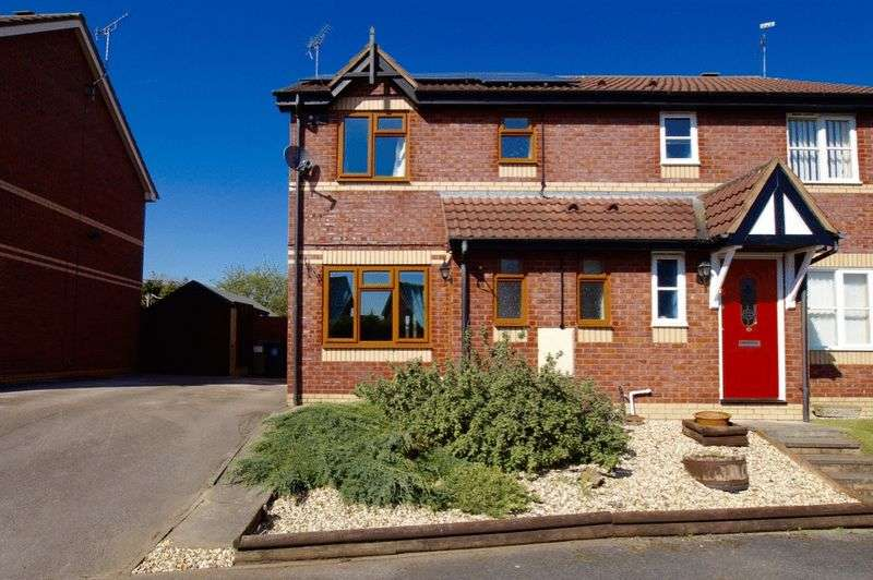 3 Bedrooms Semi Detached House for sale in Yr Helfa, Chirk, Wrexham