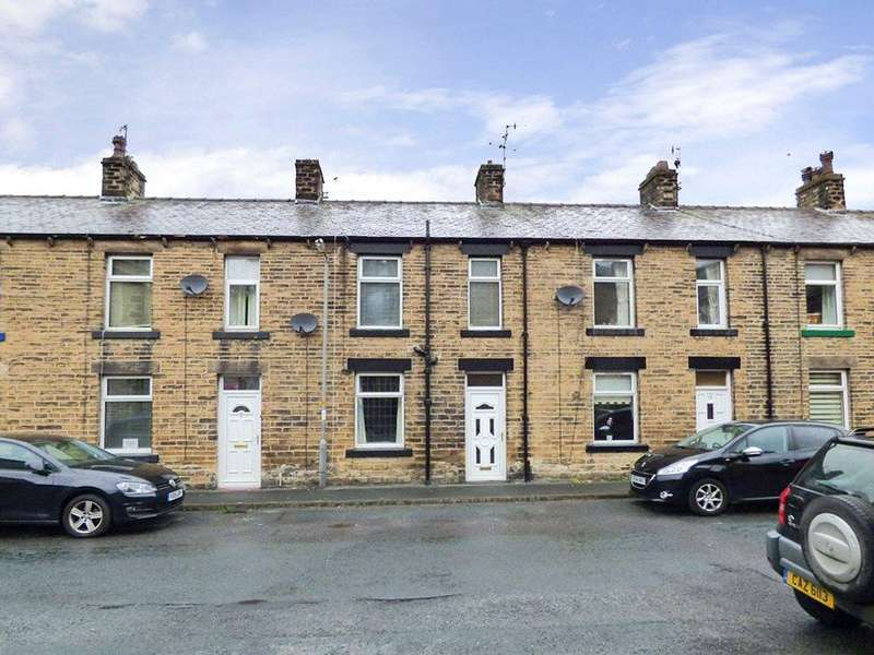 2 Bedrooms Terraced House for sale in Duckett Street, Skipton