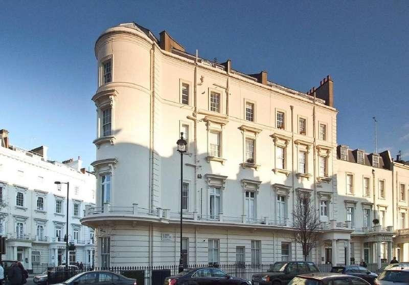 2 Bedrooms Flat for sale in Belgrave Road, SW1V