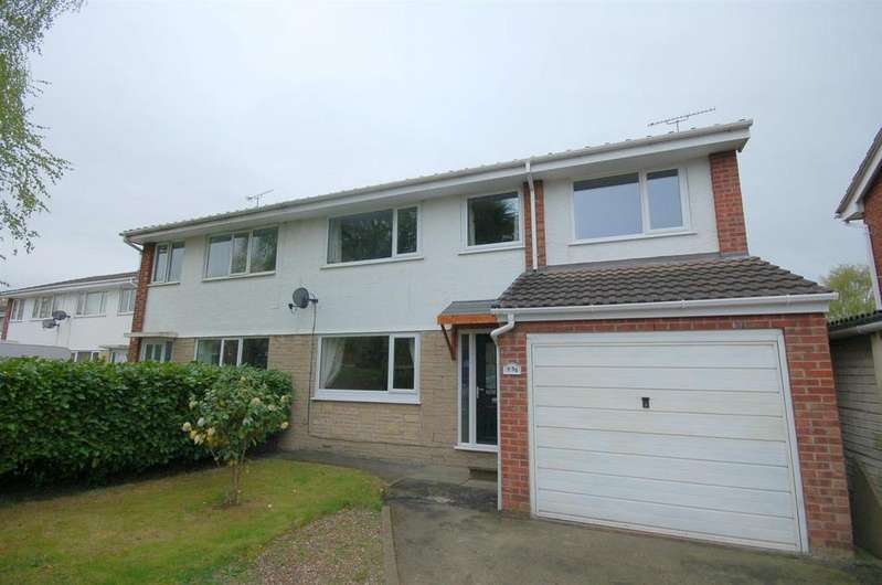 4 Bedrooms Semi Detached House for sale in Cranberry Lane, Alsager