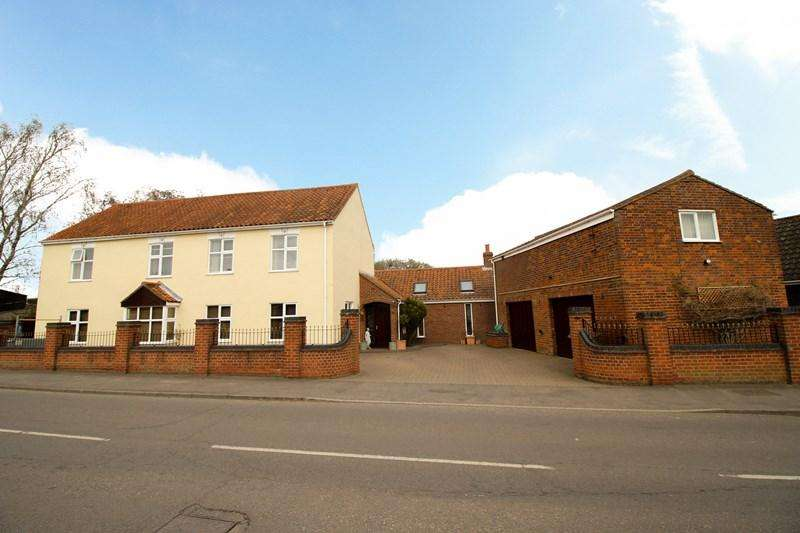 5 Bedrooms Detached House for sale in Lodge Lane, Old Catton, NORWICH