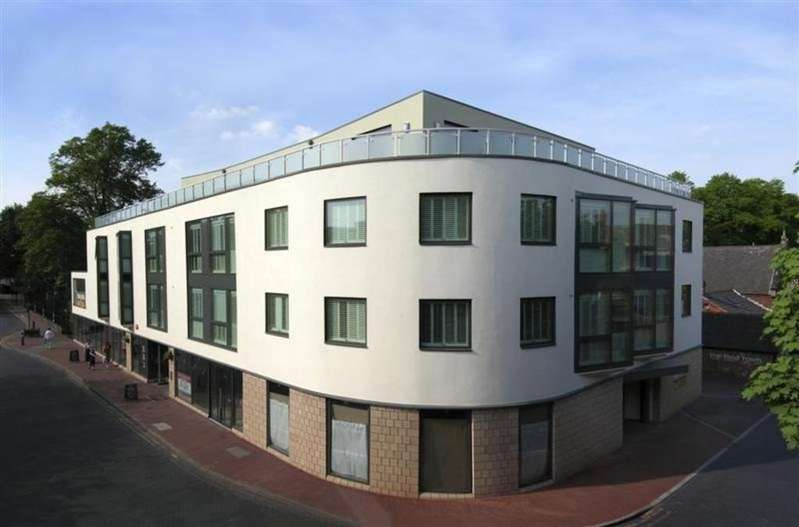2 Bedrooms Apartment Flat for sale in New Minster House, Bird Street, Lichfield