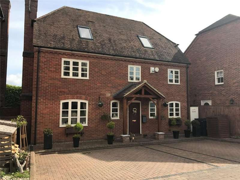 4 Bedrooms Detached House for sale in Dunwich Farm, Stevenage, Hertfordshire