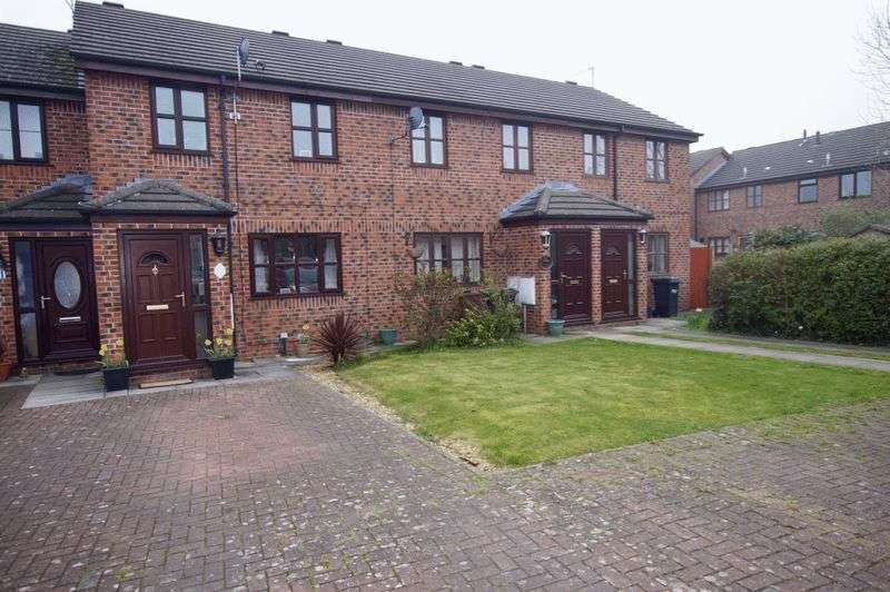 2 Bedrooms Terraced House for sale in Hill Top Close, Ewloe, Deeside