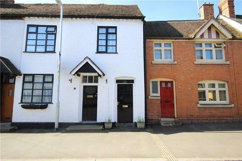 2 Bedrooms Terraced House for sale in Kings Yard, Newlands, Pershore, Worcestershire, WR10