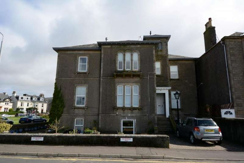 2 Bedrooms Flat for sale in 1A Mackerston Place, Largs, KA30 8BY