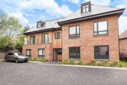 2 Bedrooms Flat for sale in Red Tree Apartments, Bickley Park Road, Bromley