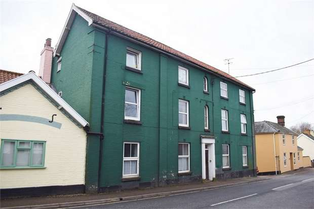 2 Bedrooms Flat for sale in 19 Magdalen Street, Eye, Suffolk