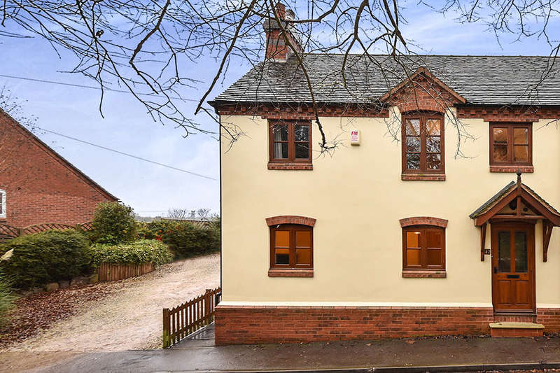 3 Bedrooms Semi Detached House for sale in Brough Road, Burton-On-Trent, DE15