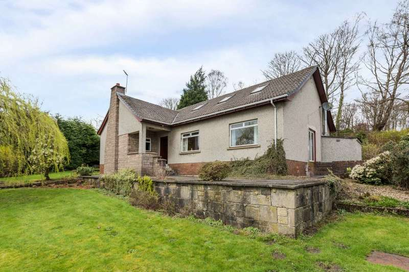 4 Bedrooms Detached Villa House for sale in Tak-Ma-Doon Road, Kilsyth, Glasgow, G65 0RS