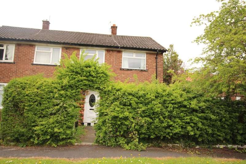 3 Bedrooms Semi Detached House for sale in Fairhurst Drive, Worsley, Manchester, M28