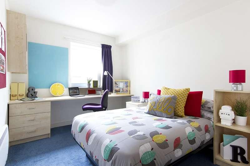 1 Bedroom Studio Flat for rent in Tower Street, Newcastle Upon Tyne