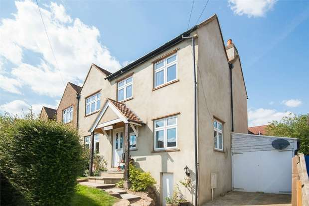 4 Bedrooms Semi Detached House for sale in St Louis, Churchfield Road, Chalfont St Peter, Buckinghamshire