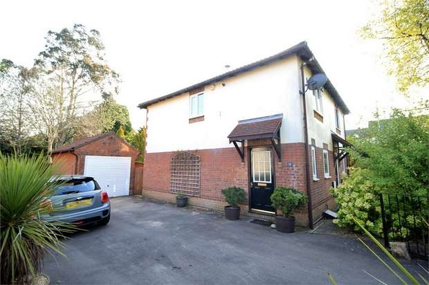 2 Bedrooms Semi Detached House for sale in Squires Close, Rogerstone, NEWPORT