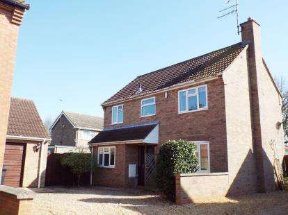 4 Bedrooms Detached House for sale in West Winch, King's Lynn, Norfolk