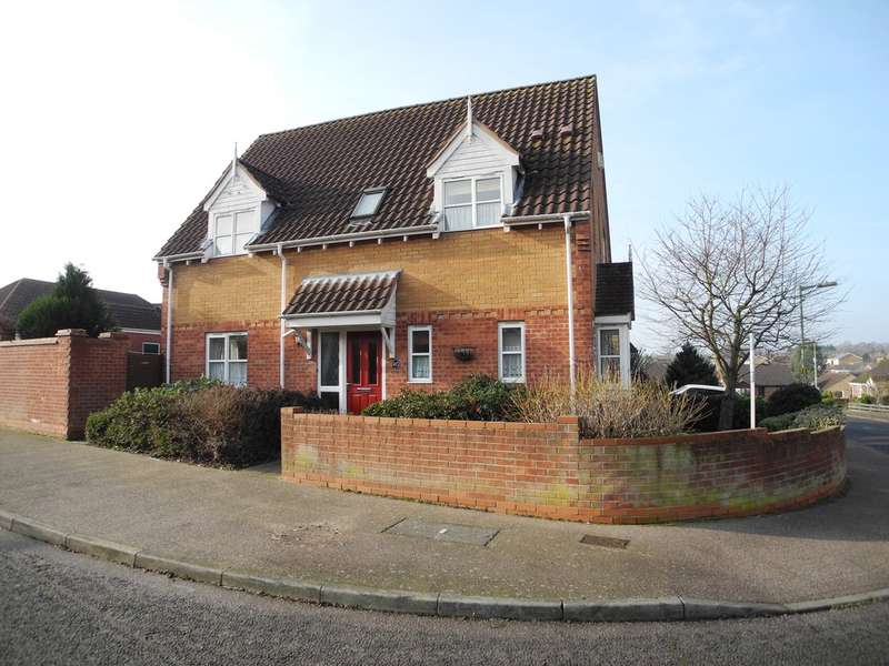 4 Bedrooms Detached House for sale in Mill Road, Beccles