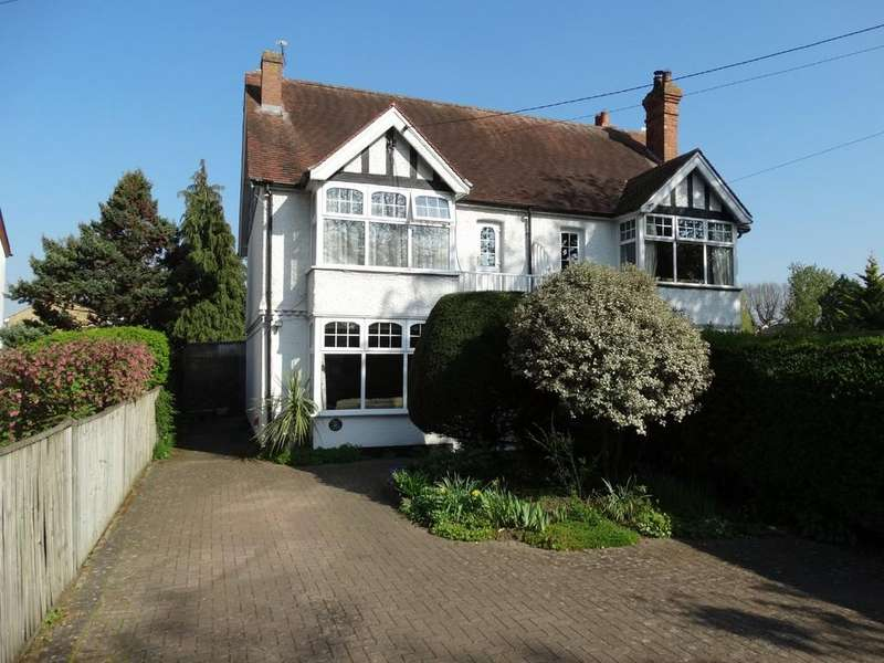 4 Bedrooms Semi Detached House for sale in Staplehurst, Kent