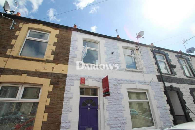 2 Bedrooms Flat for sale in Arthur Street, Splott, Cardiff