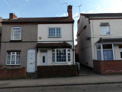 3 Bedrooms Semi Detached House for sale in Moor Street, Mansfield, Nottinghamshire