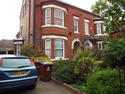 5 Bedrooms Semi Detached House for sale in Herbert Road, Sherwood, Nottingham, Nottinghamshire