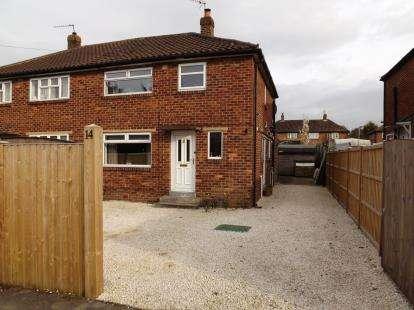 3 Bedrooms Semi Detached House for sale in Byland Road, Harrogate, North Yorkshire