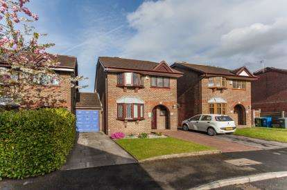 3 Bedrooms Detached House for sale in Blenheim Street, Tyldesley, Manchester, Greater Manchester