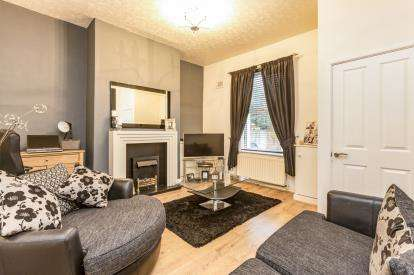 2 Bedrooms Terraced House for sale in Lex Street, Preston, Lancashire