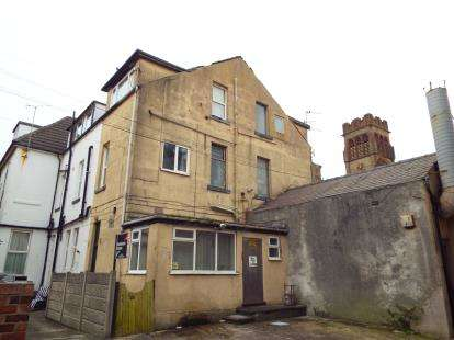 3 Bedrooms End Of Terrace House for sale in Rear Dean Street, Blackpool, Lancashire, FY4