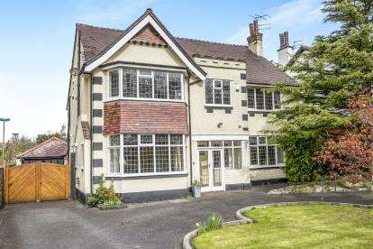 5 Bedrooms Detached House for sale in Brocklebank Road, Southport, Merseyside, England, PR9