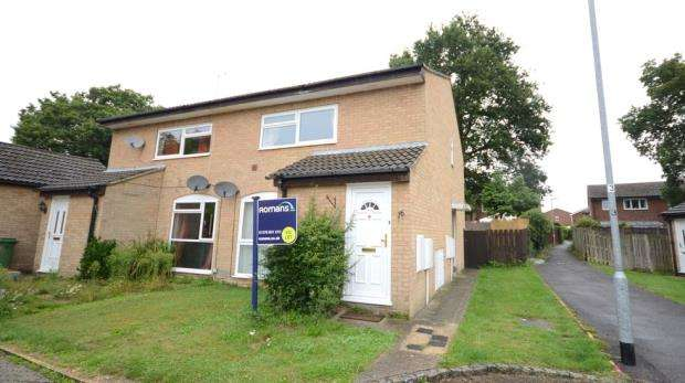 1 Bedroom Maisonette Flat for sale in Crane Court, College Town, Sandhurst
