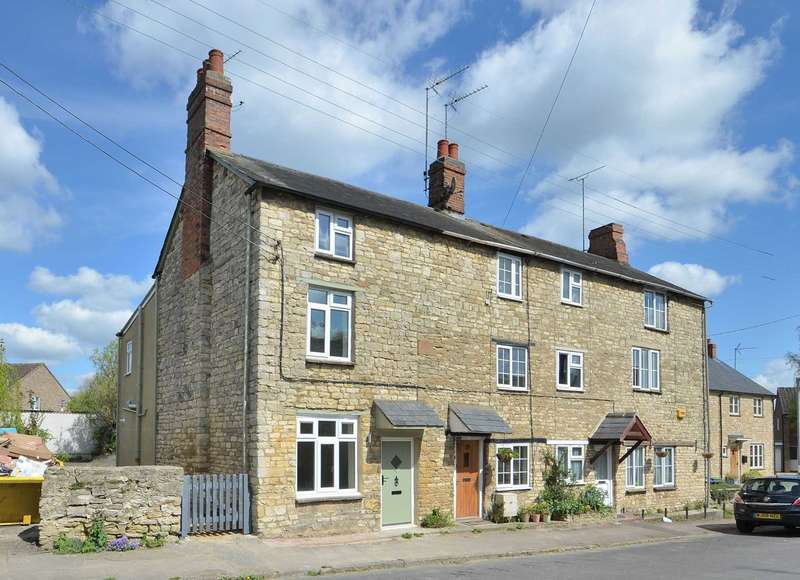 3 Bedrooms End Of Terrace House for sale in Old Town, Brackley