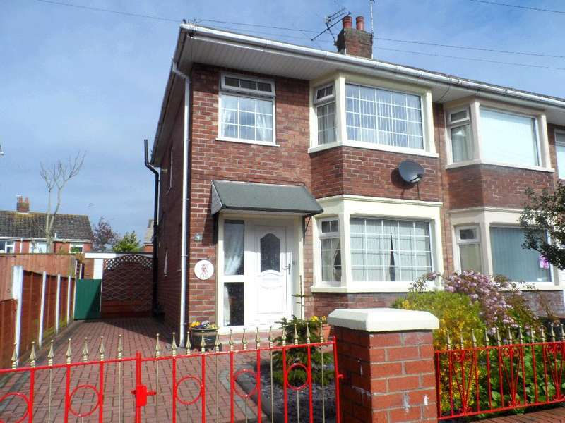 3 Bedrooms Property for sale in 9, Thornton-Cleveleys, FY5 4NE