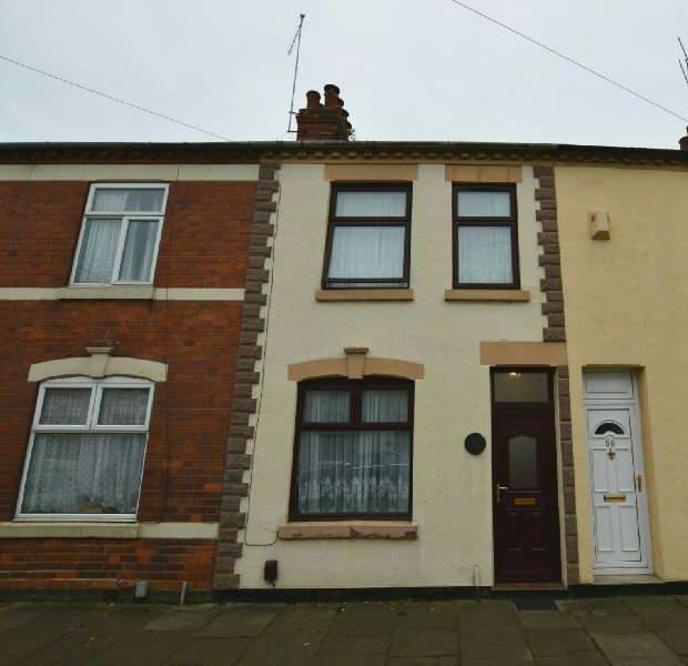 2 Bedrooms Terraced House for sale in Sharman Road, St James, Northampton