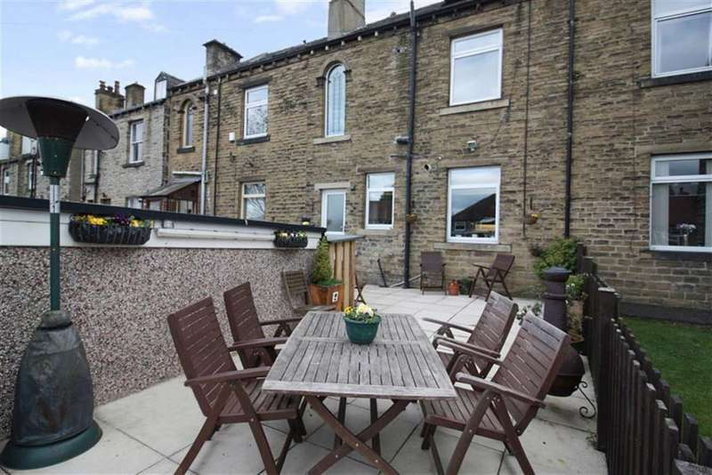 4 Bedrooms Terraced House for sale in Wakefield Road, Dalton, Huddersfield