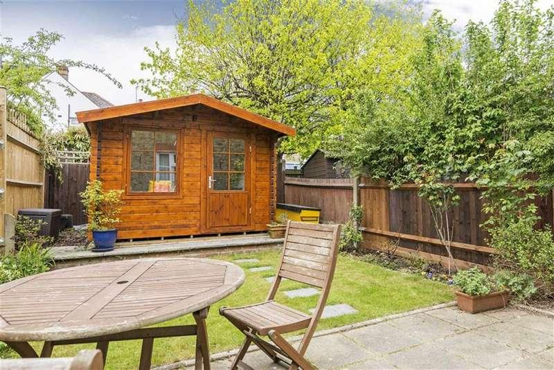 2 Bedrooms Property for sale in Ribblesdale Road, Furzedown, London