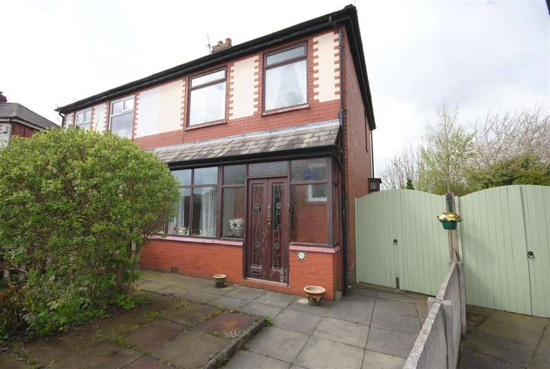 3 Bedrooms Semi Detached House for sale in Heeley Street, Swinley, Wigan