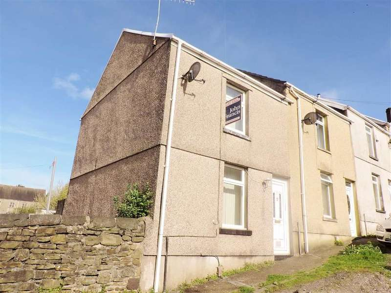 2 Bedrooms End Of Terrace House for sale in Grenfell Town, Bonymaen