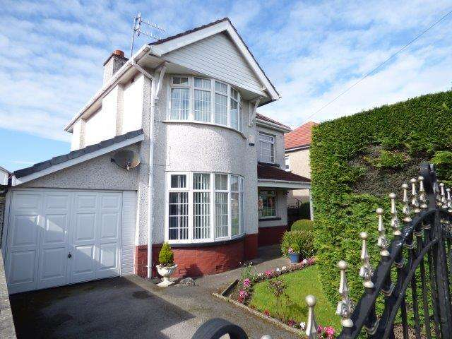 3 Bedrooms Detached House for sale in Burton Avenue, Lancaster, Lancashire, LA1 5HX