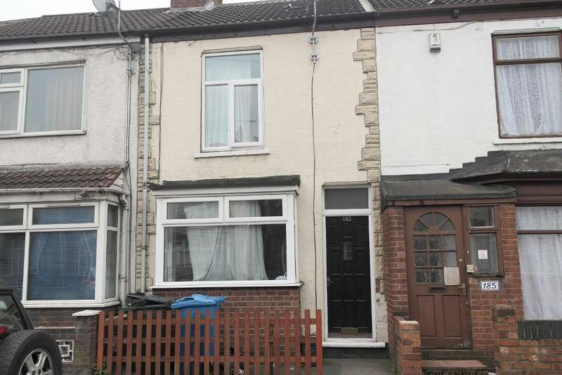2 Bedrooms Terraced House for sale in Buckingham Street, Holderness road, Hull, HU8 8TL