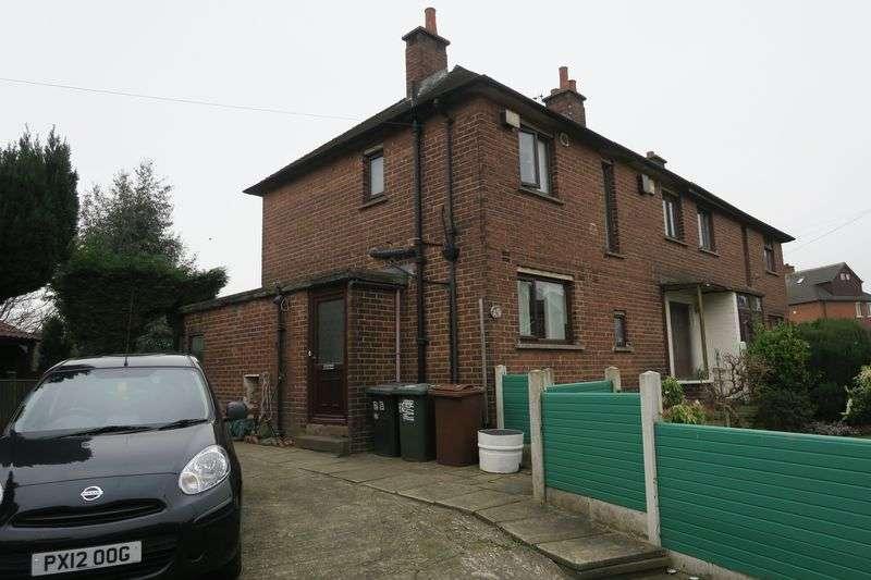 3 Bedrooms Semi Detached House for sale in Woodlands Drive, Morley, Leeds